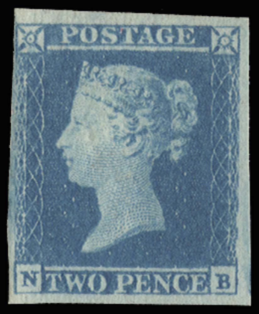 GB 1841  SG14 Pl.3 Mint
