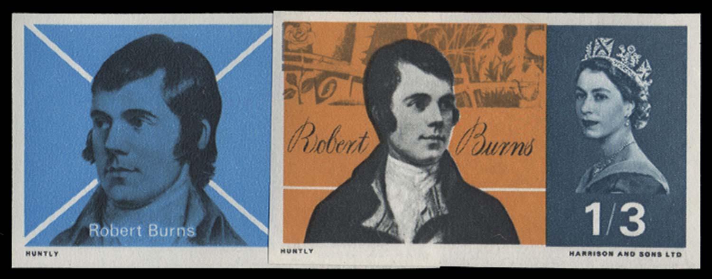 GB 1966  SG685/6var Mint