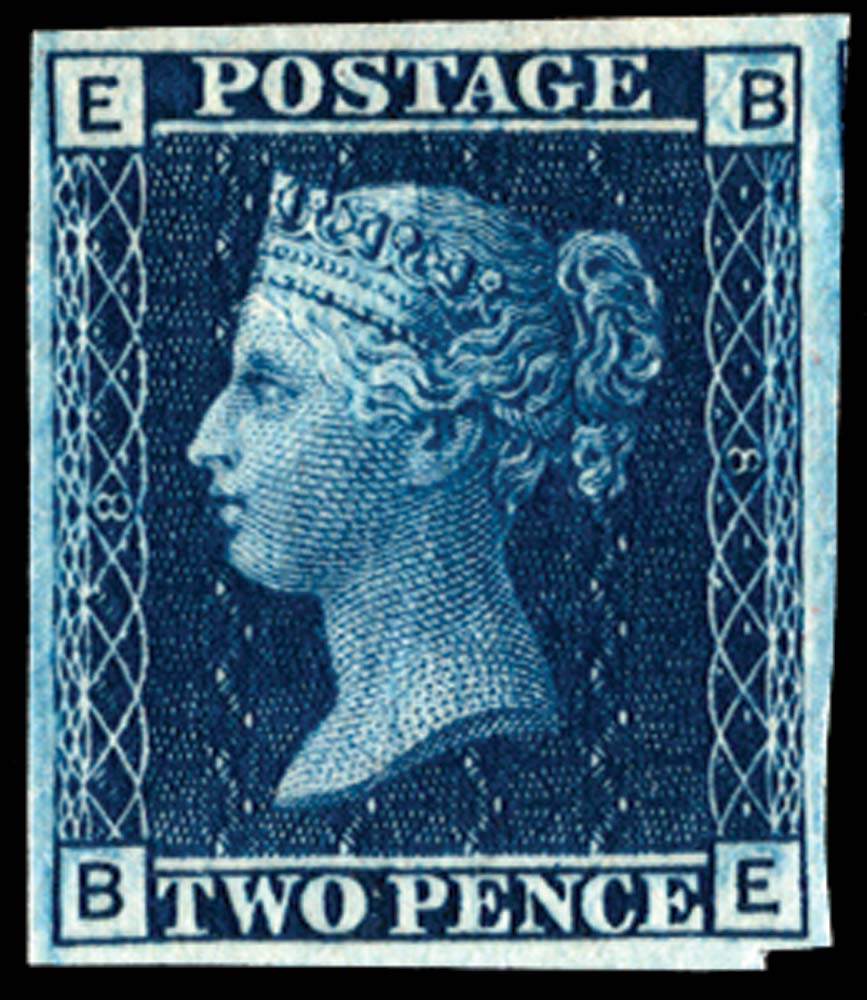 GB 1858  SG45var Pl.8 Mint
