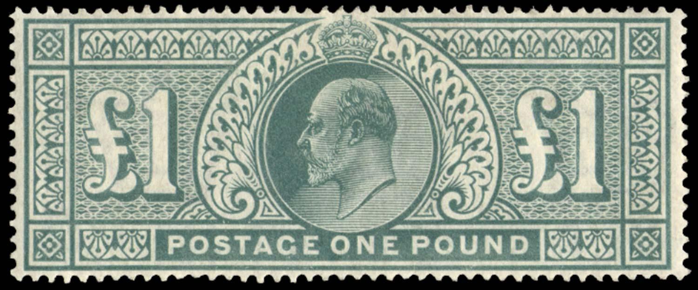GB 1902  SG266 Mint