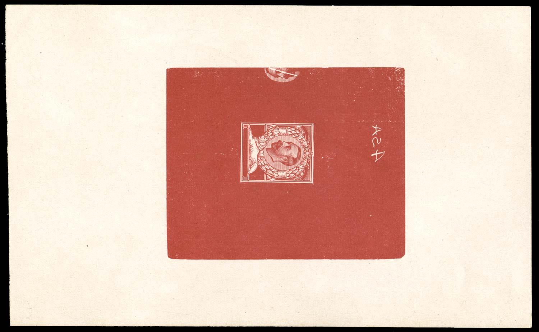 GB 1911  SG327var Proof
