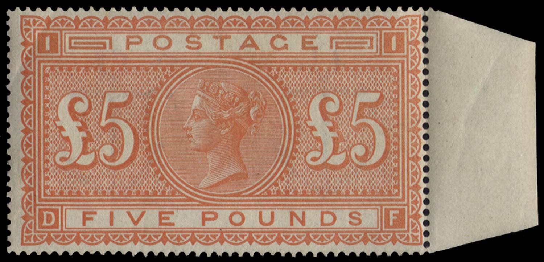 GB 1882  SG137 Mint