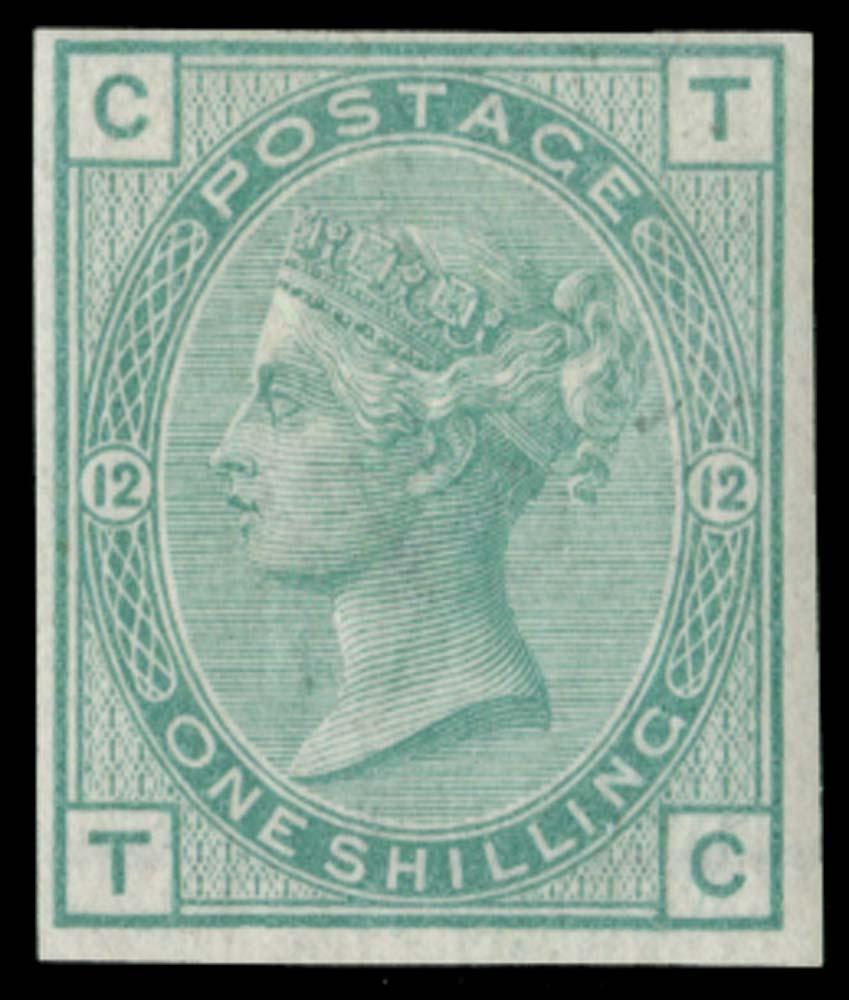 GB 1875  SG150var Pl.12 Mint