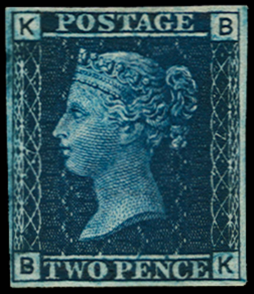 GB 1858  SG45var Pl.7 Mint
