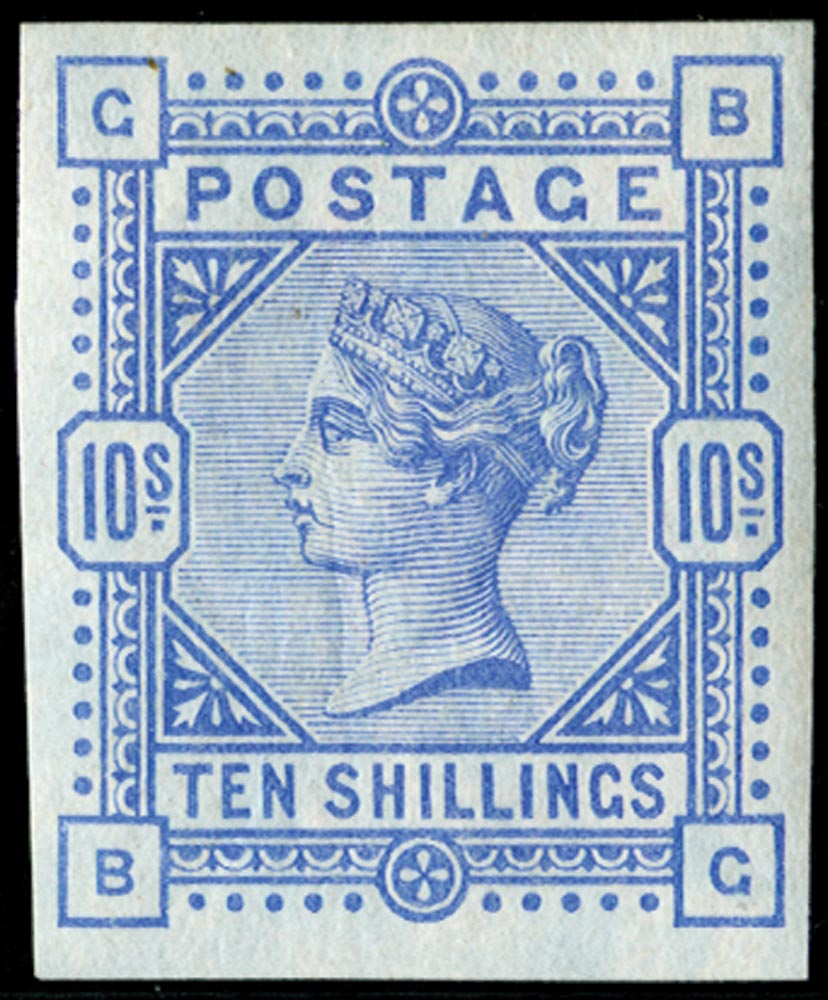 GB 1884  SG177var Mint