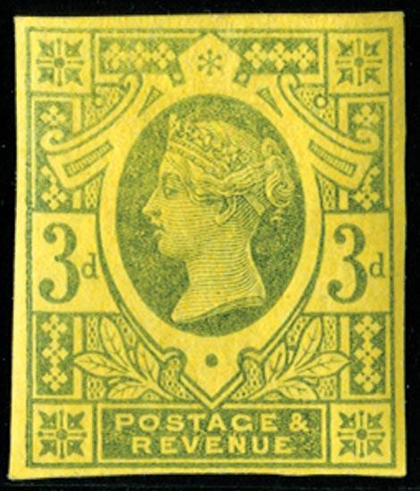 GB 1888  SG202var Mint