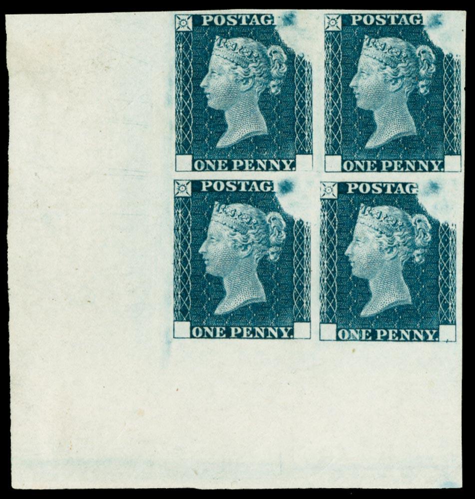 GB 1840  SGDP20(3)b Mint