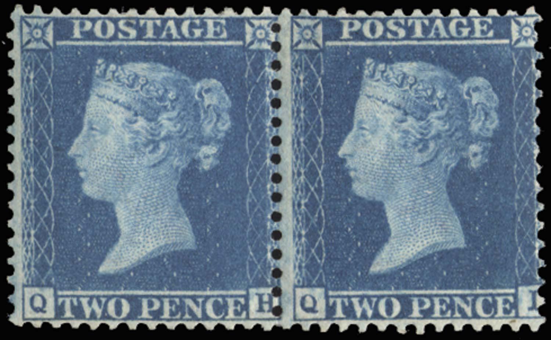 GB 1857  SG35 Pl.6 Mint