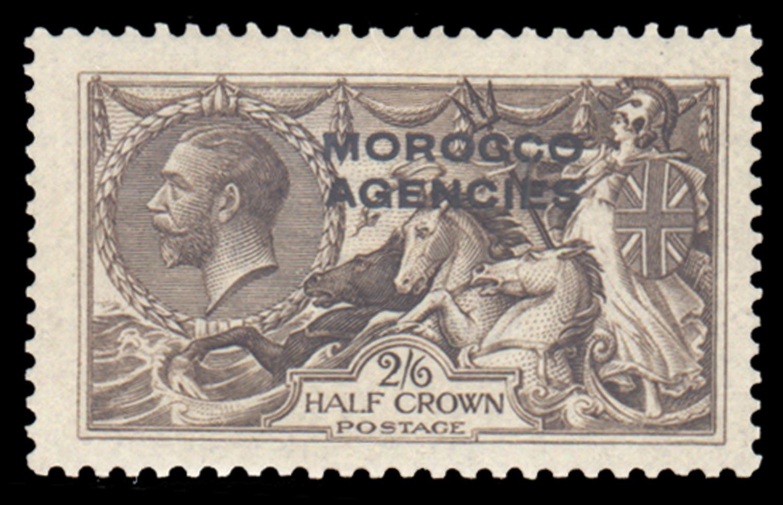 MOROCCO AGENCIES 1914  SG50a Mint