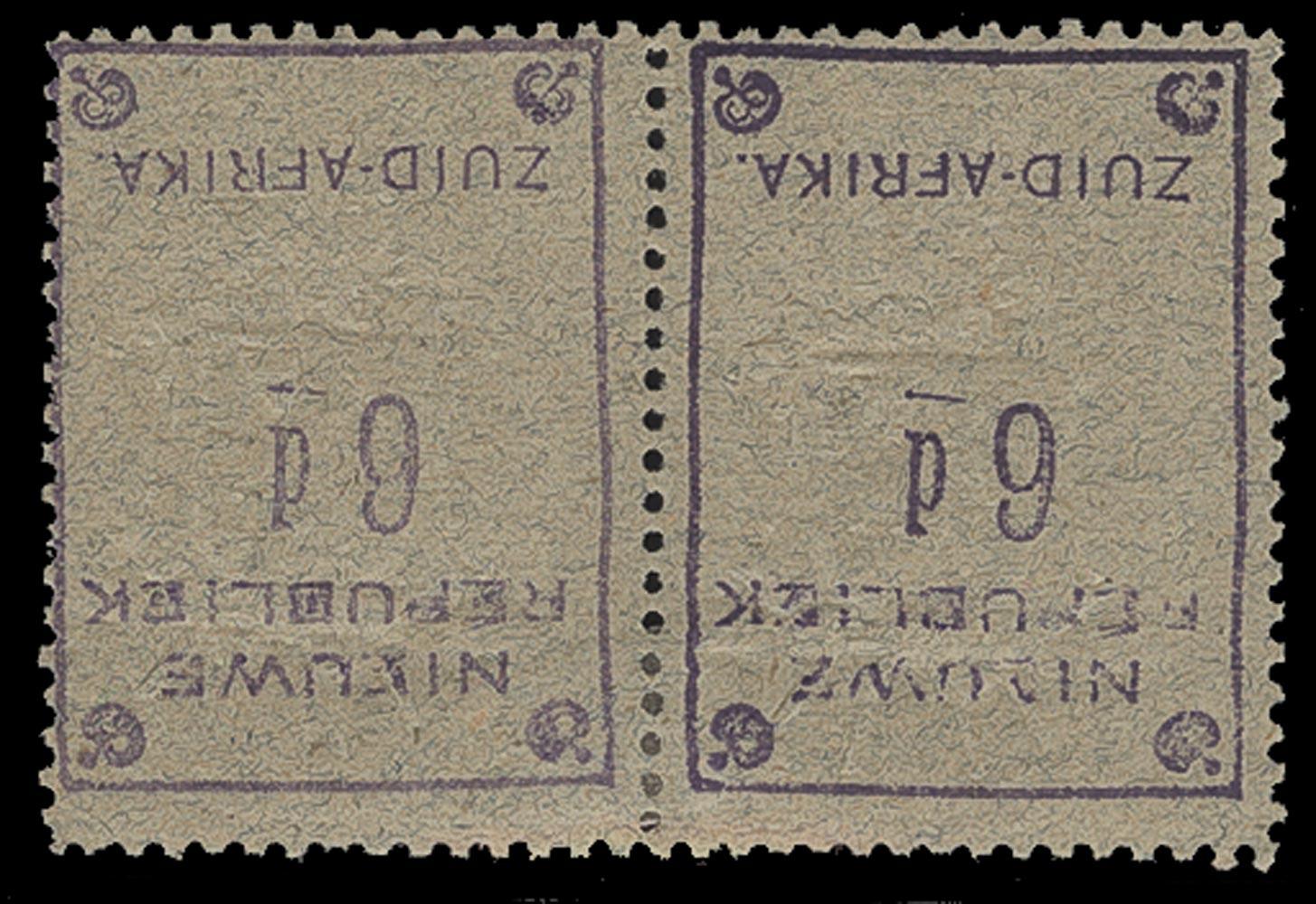 NEW REPUBLIC 1887  SG76a Mint