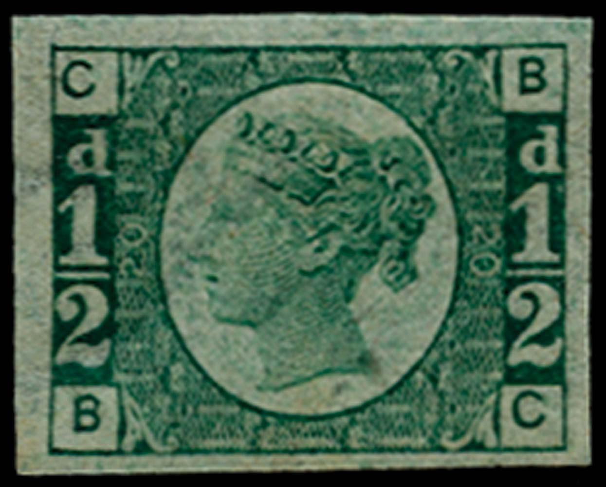 GB 1878  SGDP68d Trial