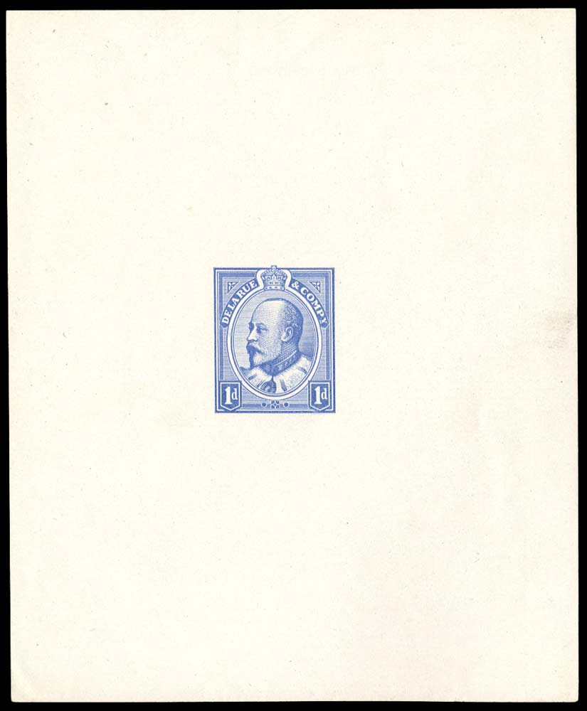 GB 1903  SG. Essay