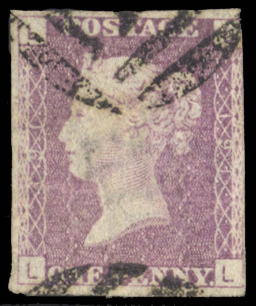 GB 1878  SGDP39b Pl.191 Used