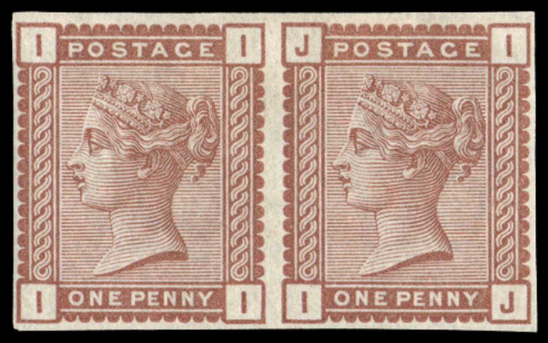 GB 1880  SG166a Mint