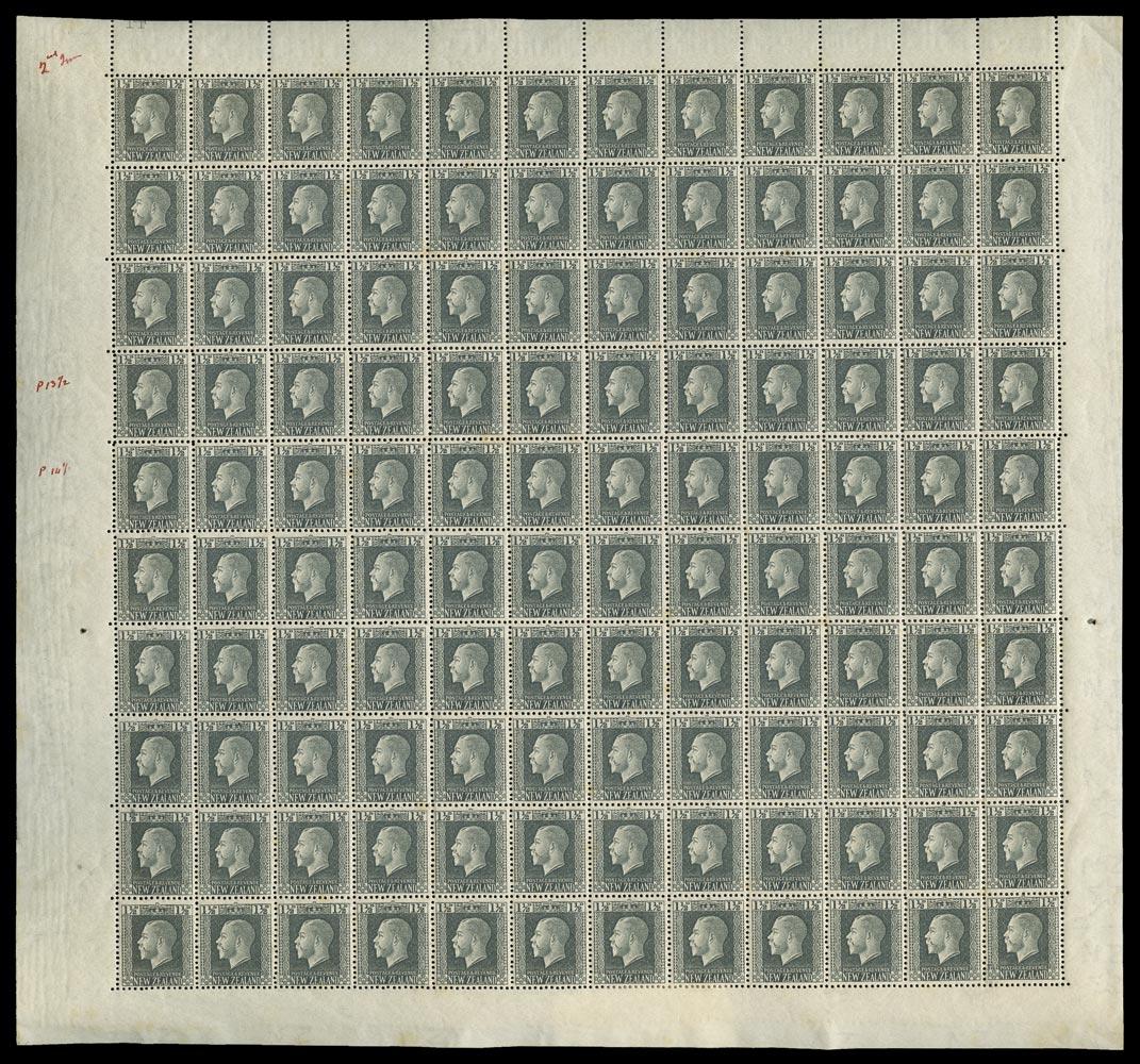 NEW ZEALAND 1915  SG431/ca Mint