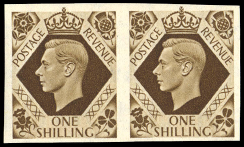 GB 1939  SG475var Mint