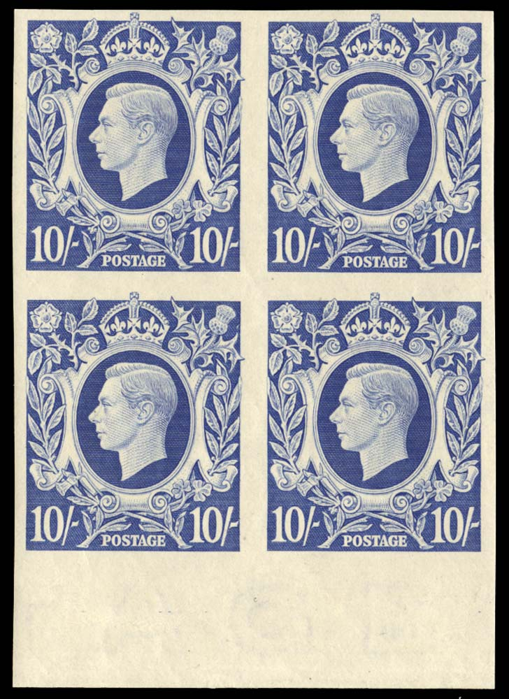 GB 1942  SG478a var Mint