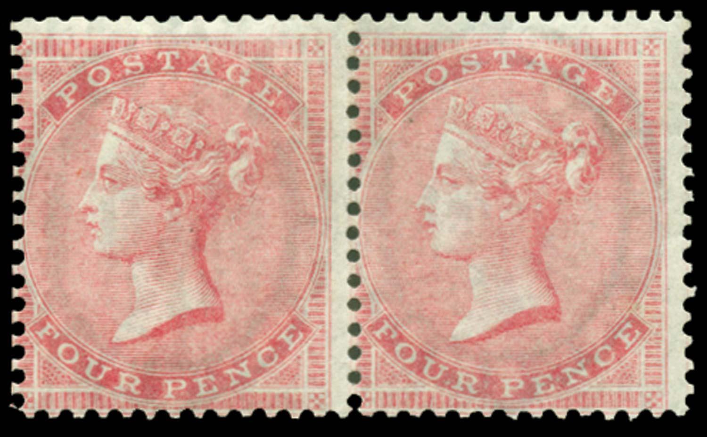 GB 1857  SG66a Mint