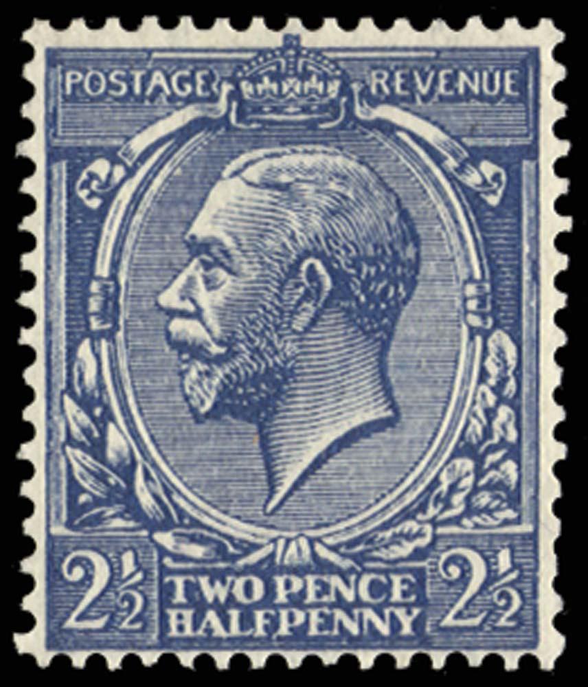 GB 1920  SG373 Mint
