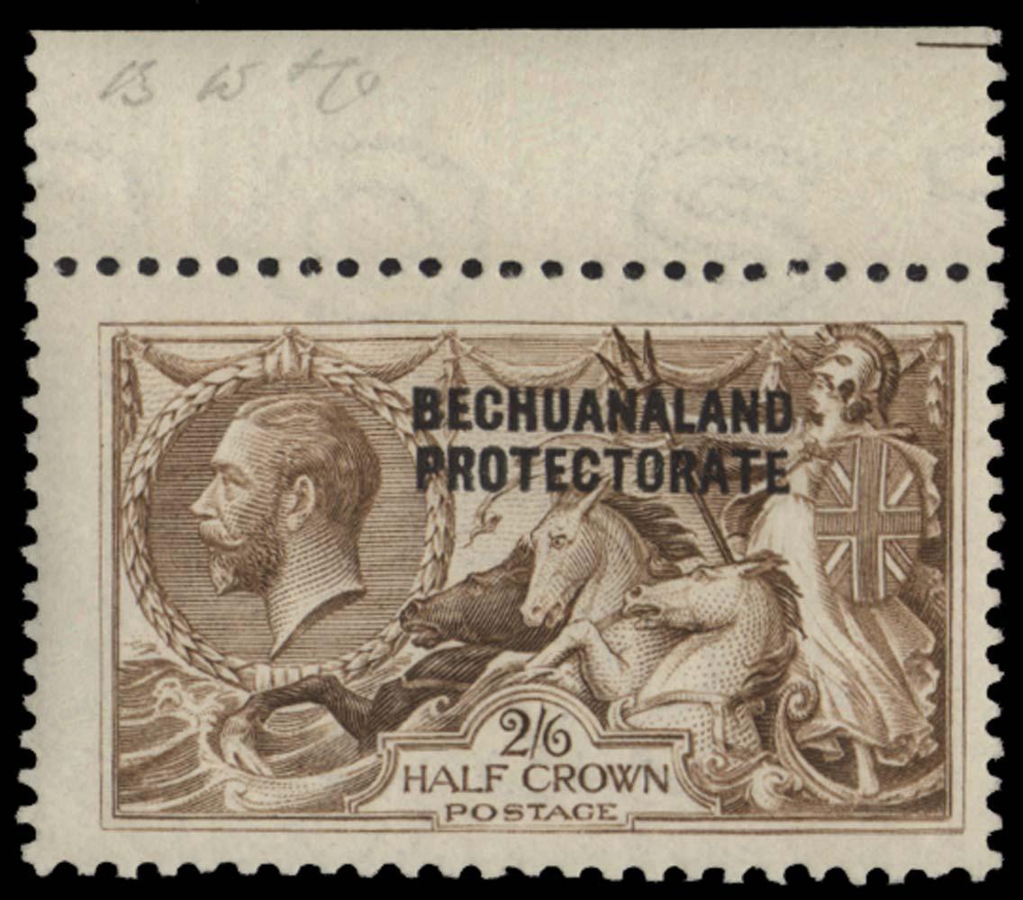 BECHUANALAND 1913  SG88a Mint