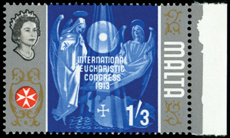MALTA 1965  SG341a Mint