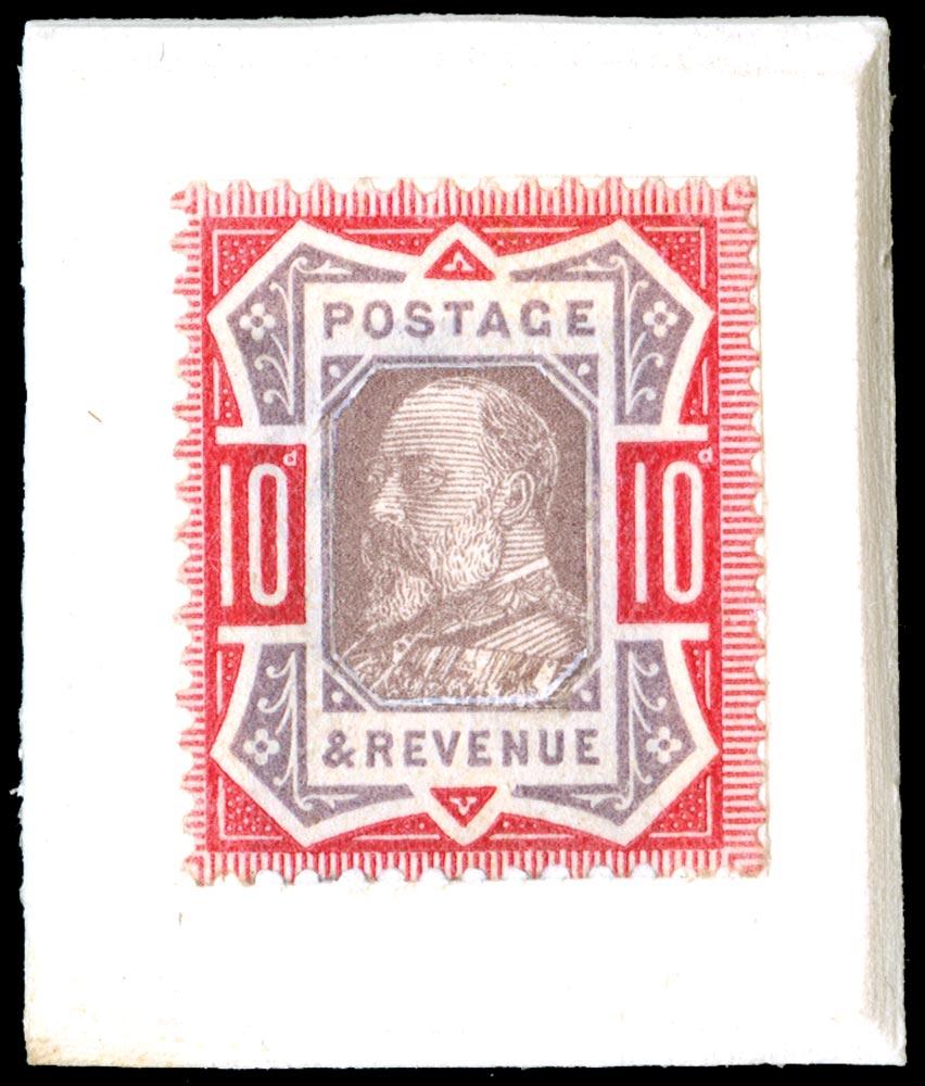 GB 1901  SG254var Essay