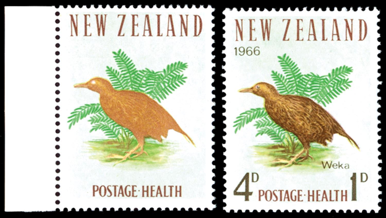 NEW ZEALAND 1966  SG840a Mint