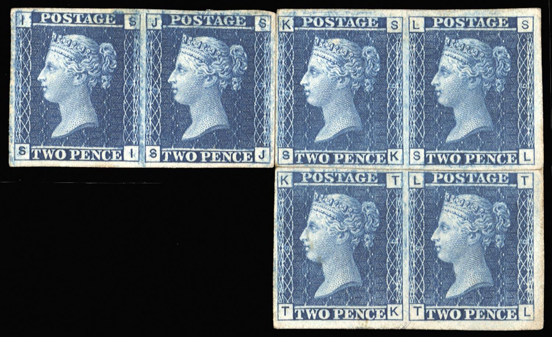GB 1867  SGDP49 Pl.9 Proof
