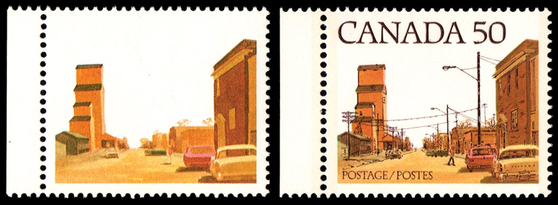 CANADA 1977  SG883var Mint