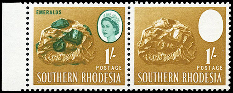 SOUTHERN RHODESIA   SG99a Pl.0