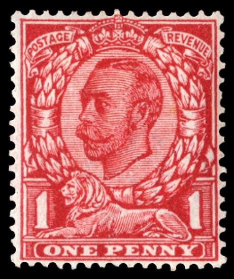 GB 1911  SG342var Proof