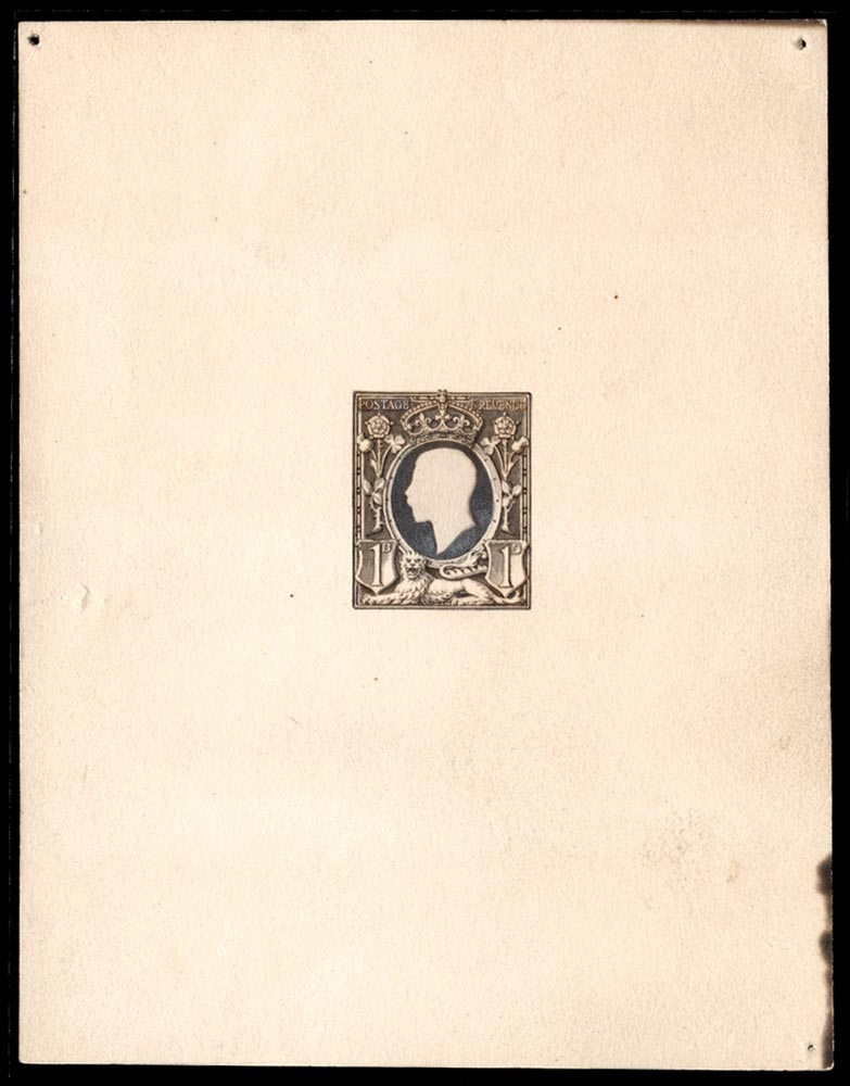 GB 1912  SG357var Essay