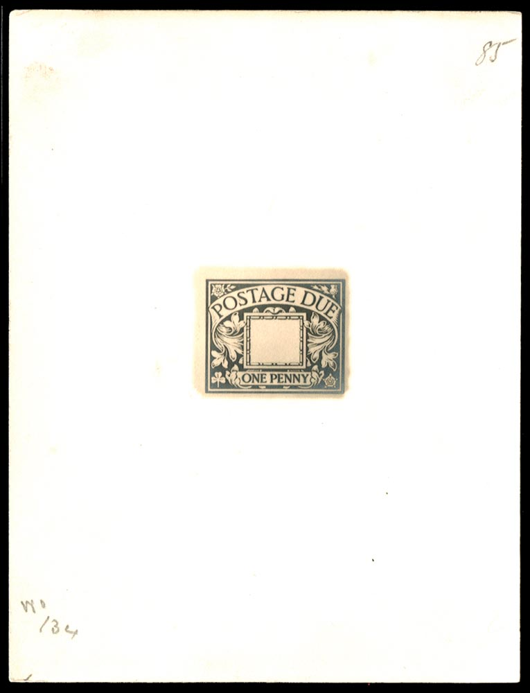 GB 1914  SGD2var Proof