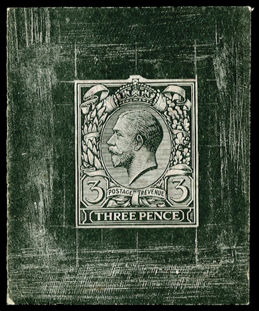 GB 1912  SG374var Proof