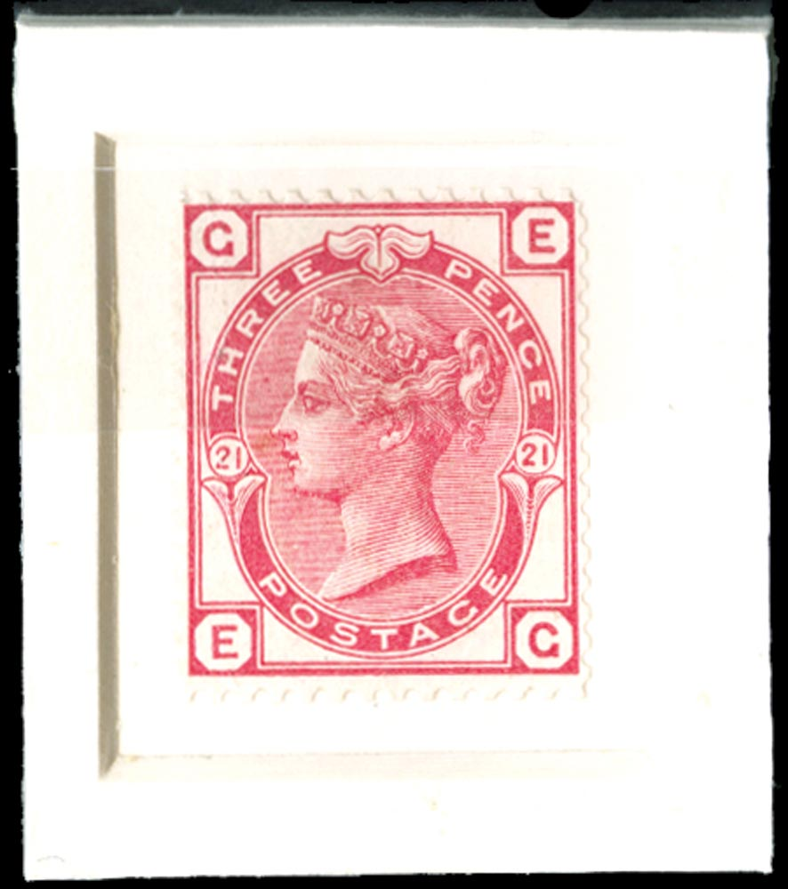 GB 1881  SG158var Mint