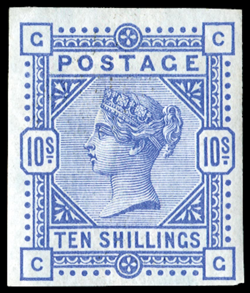 GB 1884  SG177var Pl.2 Mint