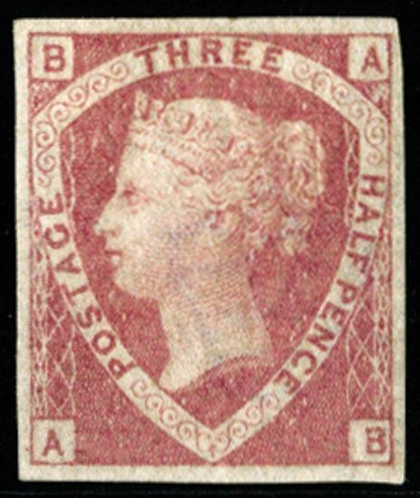 GB 1870  SG51a Pl.1 Mint