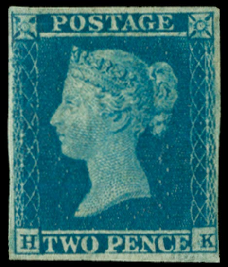 GB 1841  SG14be Pl.4 Mint