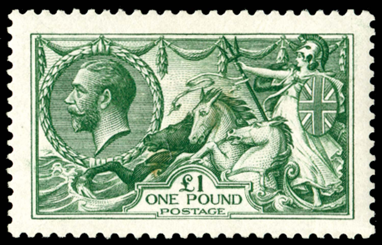 GB 1913  SG403 Mint unused o.g.