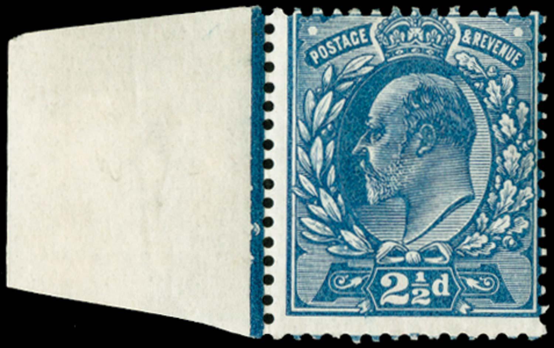 GB 1901  SG230var Colour Trial