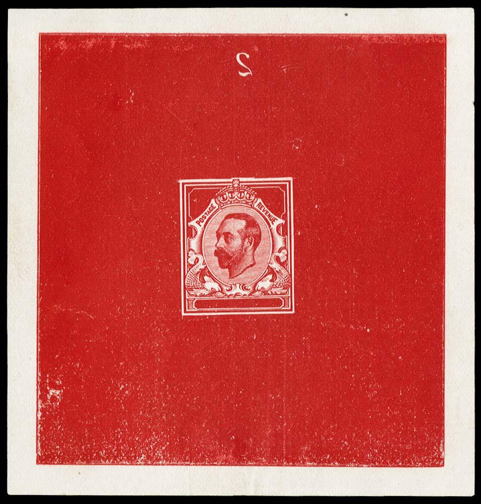 GB 1911  SG321var Proof