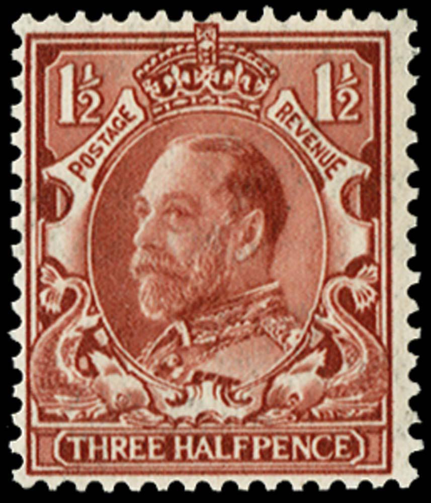 GB 1934  SG441var Mint