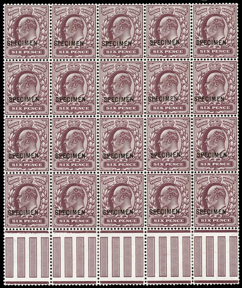 GB 1911  SG298s Specimen