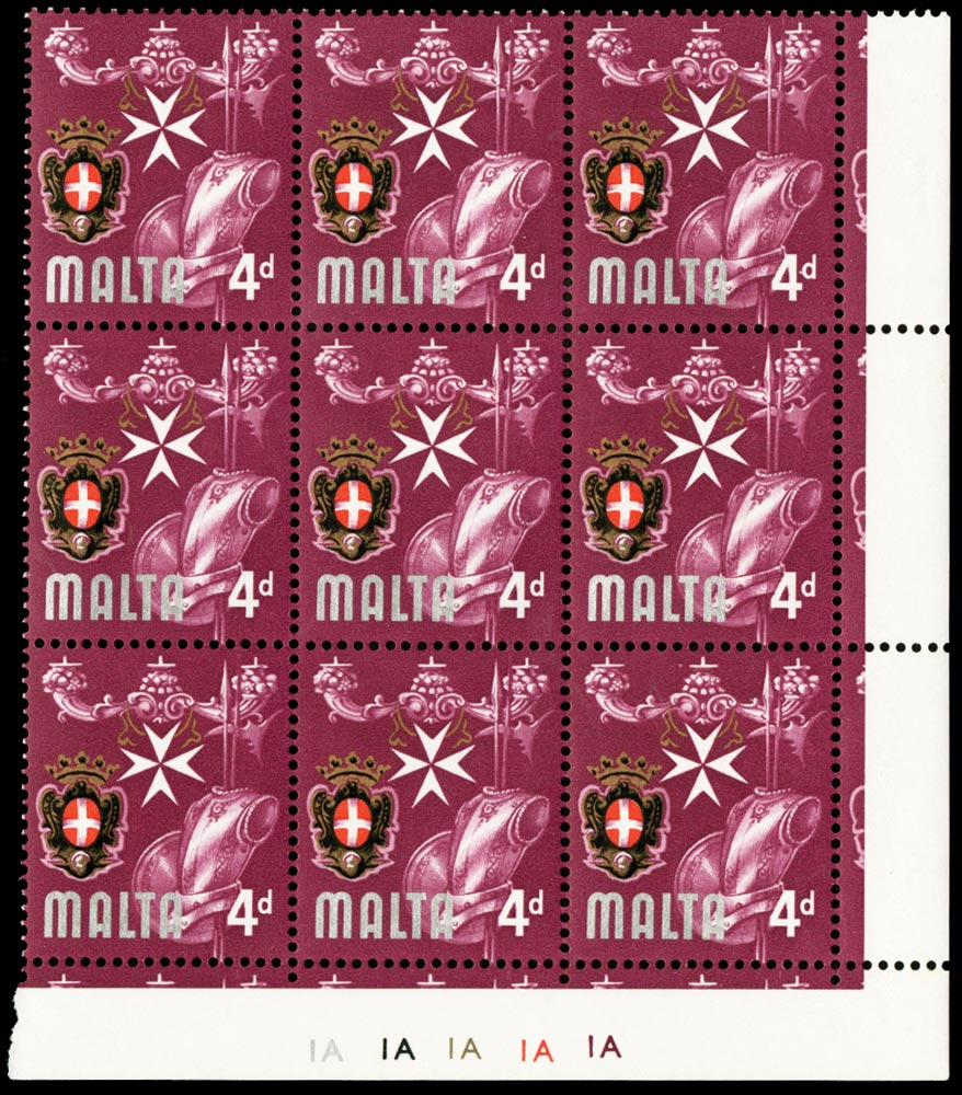 MALTA 1965  SG336a Mint