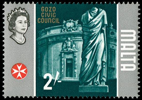 MALTA 1965  SG343b Mint