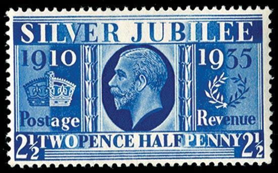 GB 1935  SG456a Mint
