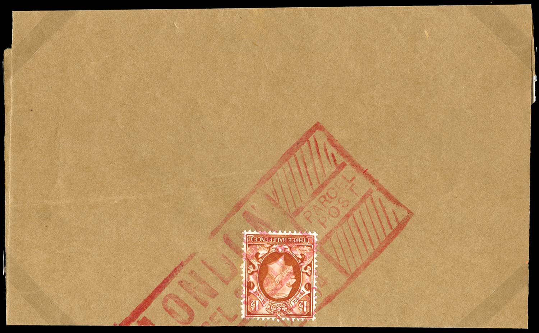 GB 1934  SG441var Used
