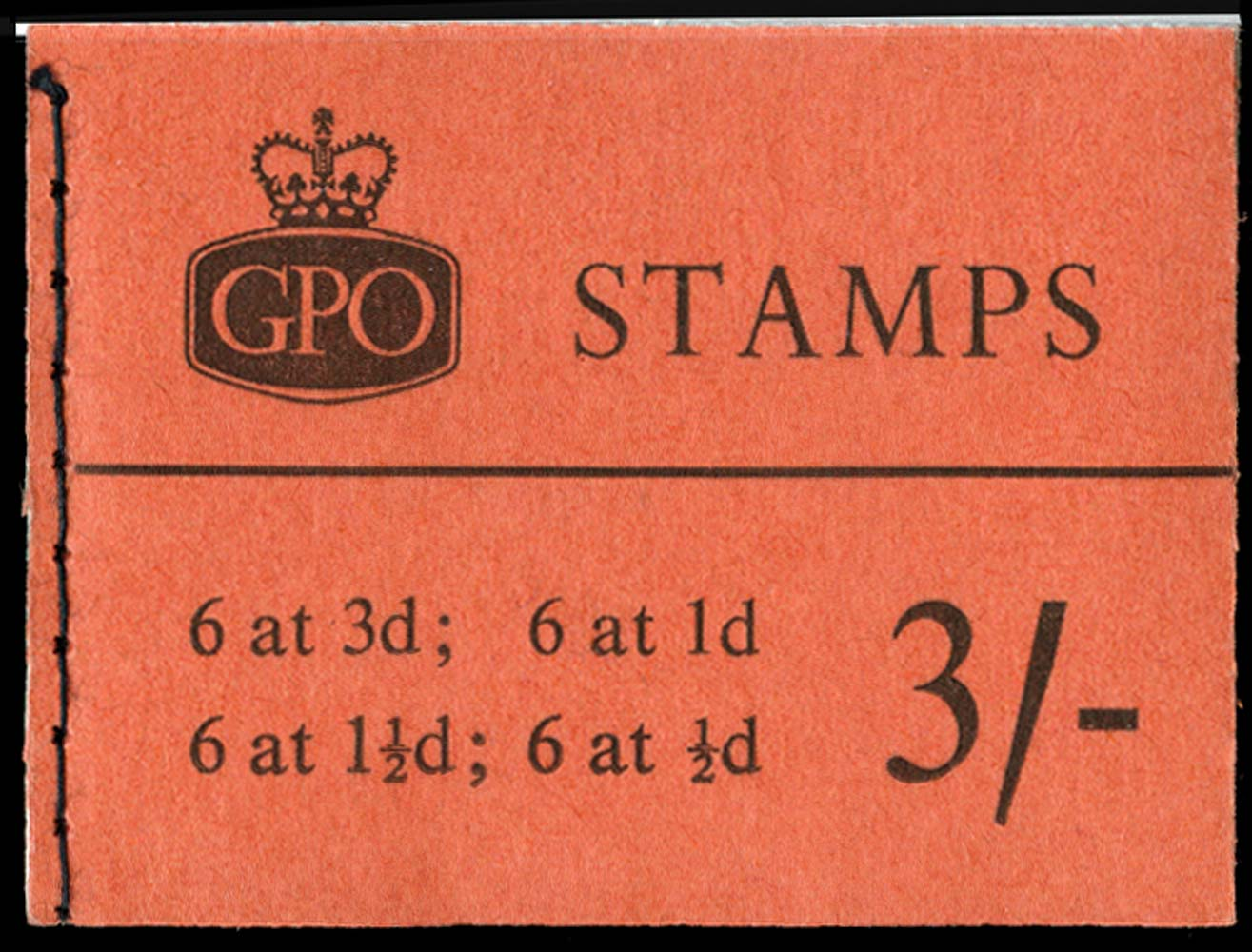 GB 1959  SGM15g Booklet