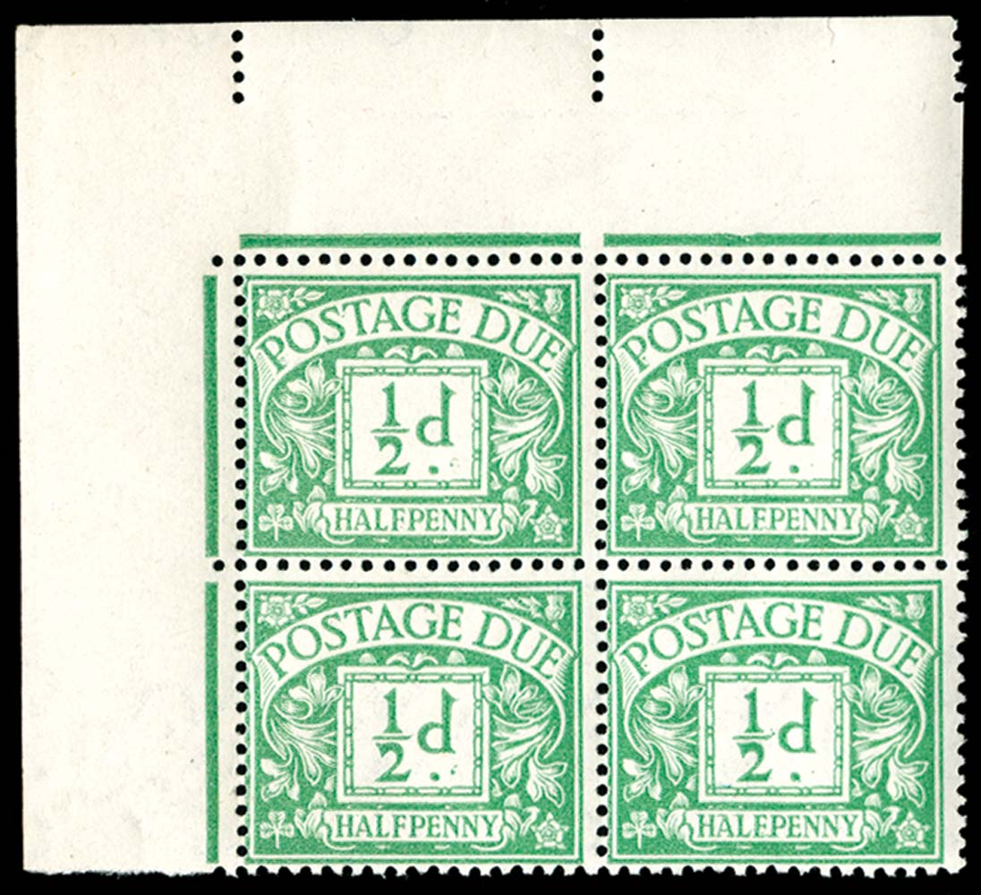 GB 1914  SGD1var Mint