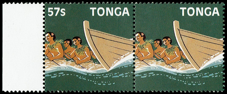 TONGA 1987  SG969/a Mint